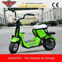 Electric Popular Pocket Bike for Kids with Brush Motor(HP108E-C)
