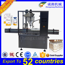 Low price full automatic powder packing machine 1g,chicken curry powder filling machine price