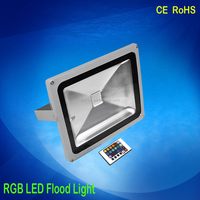 30W square outside LED playground RGB Flood Light waterproof IP65