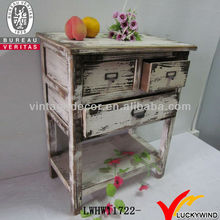 Very hot selling French countryside functional chinese wooden cabinet handmade