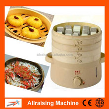 Household Bamboo Electric Dim Sum Steamer