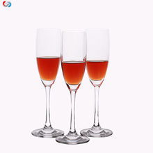 Hot Selling Crystal Clear Glass Champagne Flutes & Wine Wedding Toasting Glasses