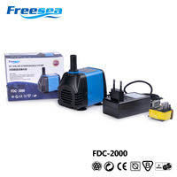 Freesea FDC-2000 sunsun submersible pump for aquarium