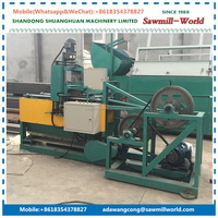 Wood Shaving Machine Wood Wool Making Equipment For Acoustic Panel