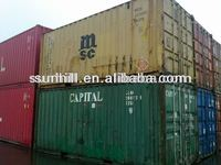 20 High Cube Cheap Old Offshore Dry Cargo Well Closed Container For Sale