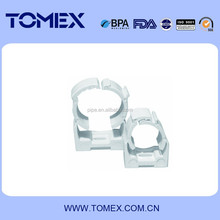 factory making plastic white plastic pvc electrical conduit clips