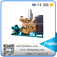 high flow rate diesel engine driven industrial pumps
