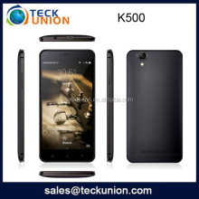 "K500 New awesome slim Smart Phone 5.0"" IPS Android 4.4 one plus pear phone price"