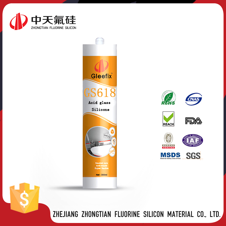 Resistant Water Curtain Wall Silicone Sealant