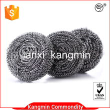 High Quality Stainless Steel Scrubbers Multi Purpose Scrubbing Pads,kitchen cleaning 20g Scourer Pads