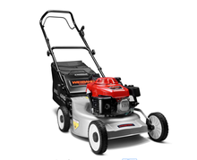 cheapest price of 22 inches garden lawn mower in garden for easy work