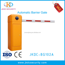 high speed intelligent swing barrier for vehicle access control 1s-6s