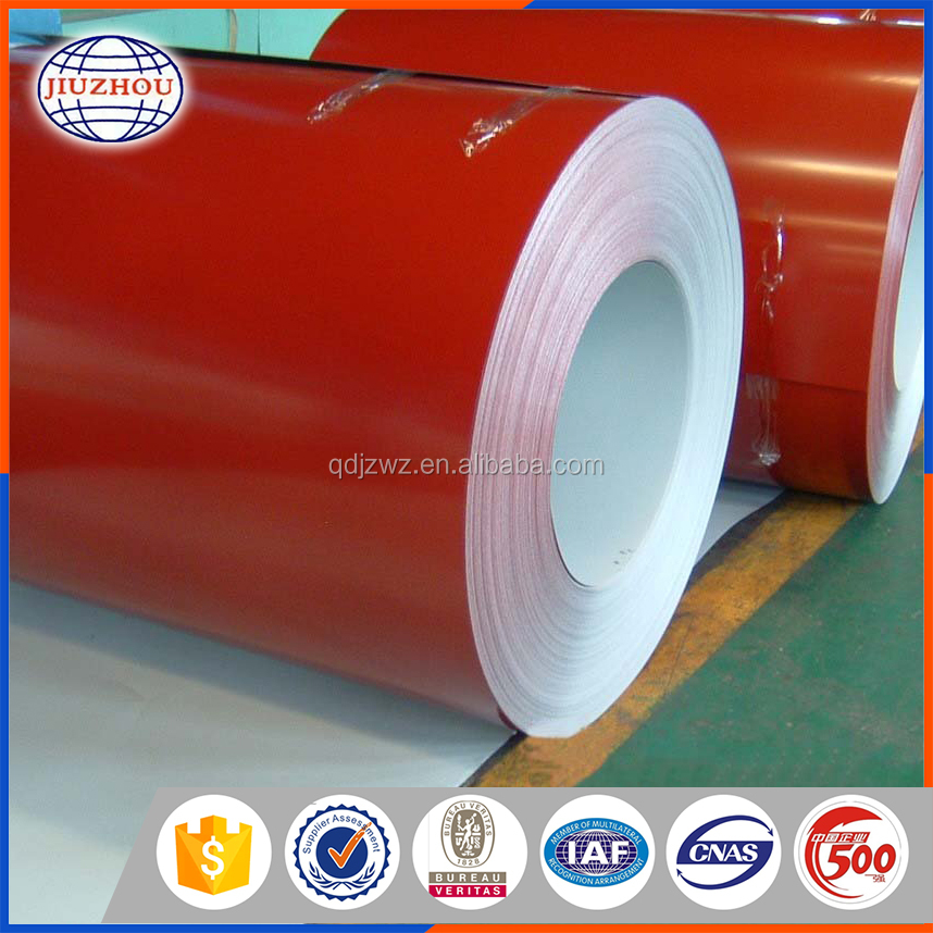 Large Stock Price Hot Dipped Prepainted Galvanized Ppgi Steel Coil