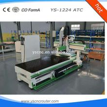 cnc router new atc woodworking cnc mill machine with automatic tool changer high efficiency auto tool changer cnc machine
