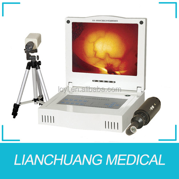 Promotional medical breast disease diagnostic machine