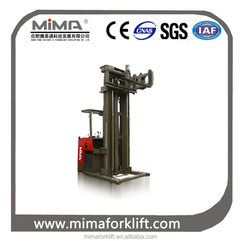 MIMA 3-Way Electric Stacker for Cold Storage