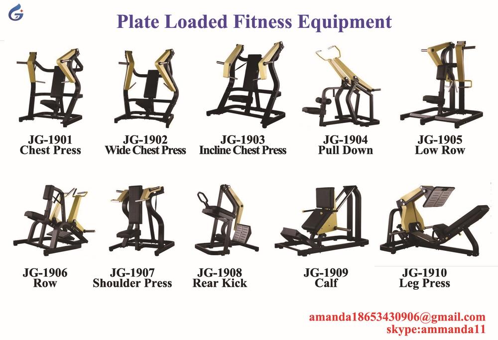 Commercial Gym Equipment Strength Training For