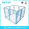 low price low MOQS welded wire mesh large dog run in the garden yard