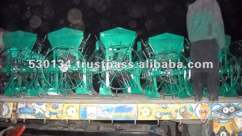New Efficient Seed Drill