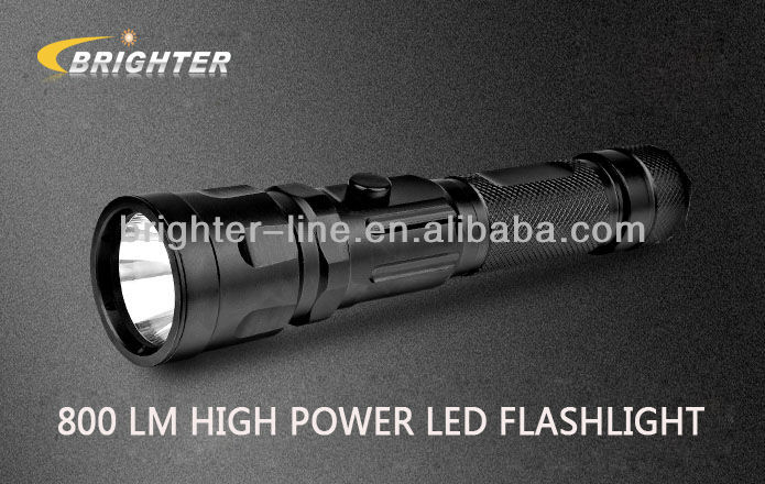800LM CREE XML T6 LED explosion proof flashlight