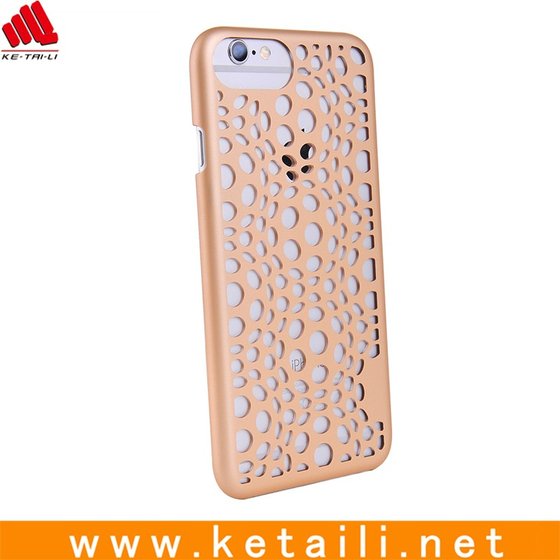 Hot Sale New Mobile Phone Case For iphone 7 In Gold Color