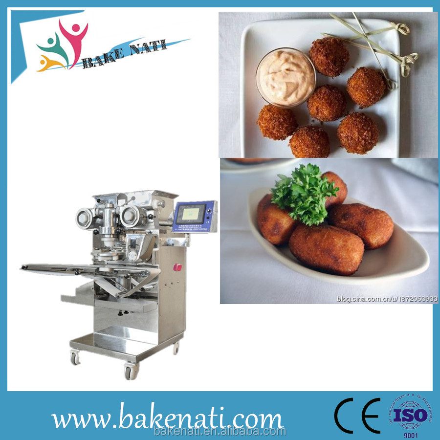 Design best sell automatic croquette forming machine