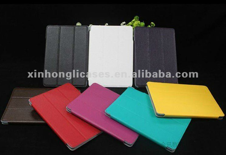 cases cover for Ipadmini smart cover for Ipad mini cases for Ipad, lether cases