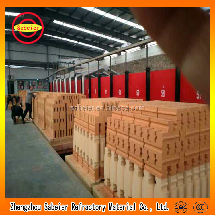 55% high alumina refractory brick for industrial kilns