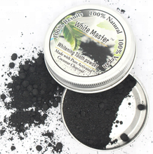 New Amazing Wholesale Black Bamboo Charcoal Tooth Whitening Powder
