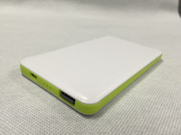 H002 2015 Alibaba Best Cheap Factory price Hot Mini Portable slim power bank for mobile phone,Tablet PC, MP3, MP4,Camera
