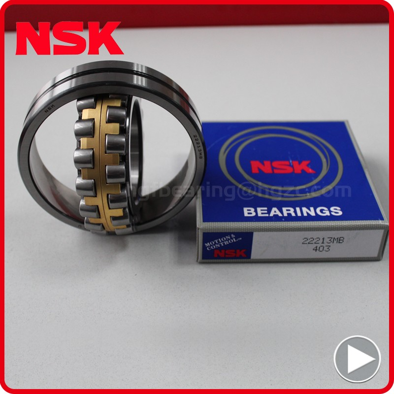 Good price Japan NSK spherical roller bearing 24124