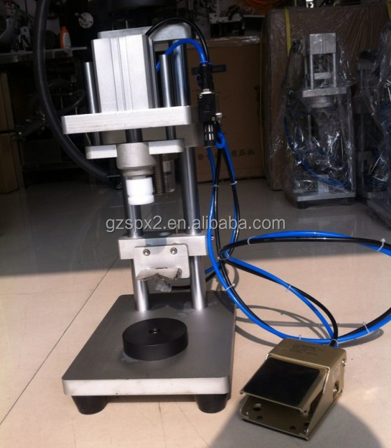 Sipuxin_Perfume bottle crimping machine
