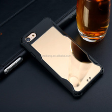 Good price Electroplate back cover brushed frame for iphone 5s case for 5/se/5c