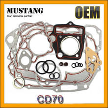 China 2015 motorcycle cylinder parts/Gaskets of motorcycle engine part