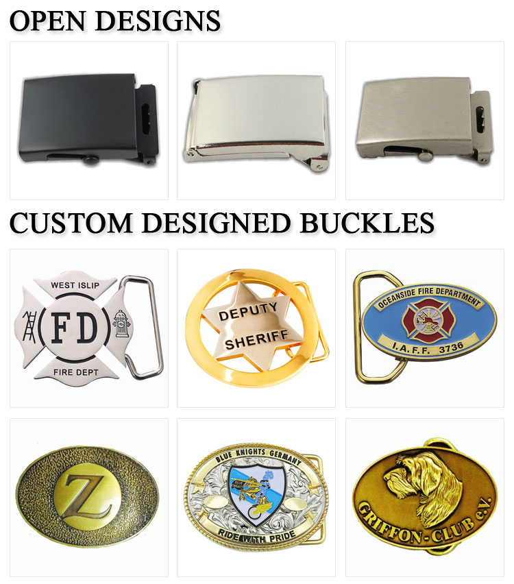 High quality custom metal dia stamp championship belt buckle