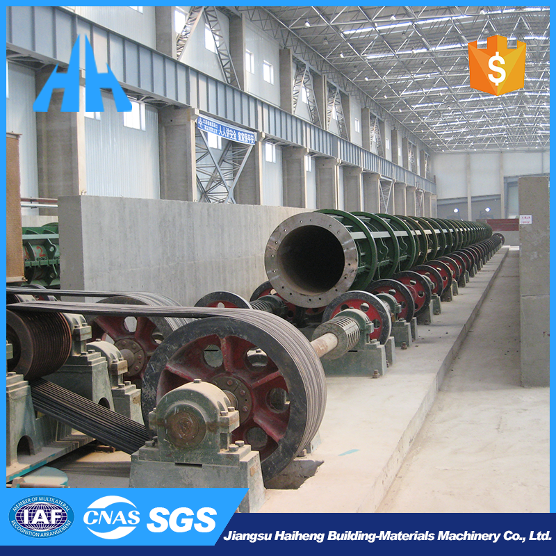 Precast steel sheet concrete pile cutting machine