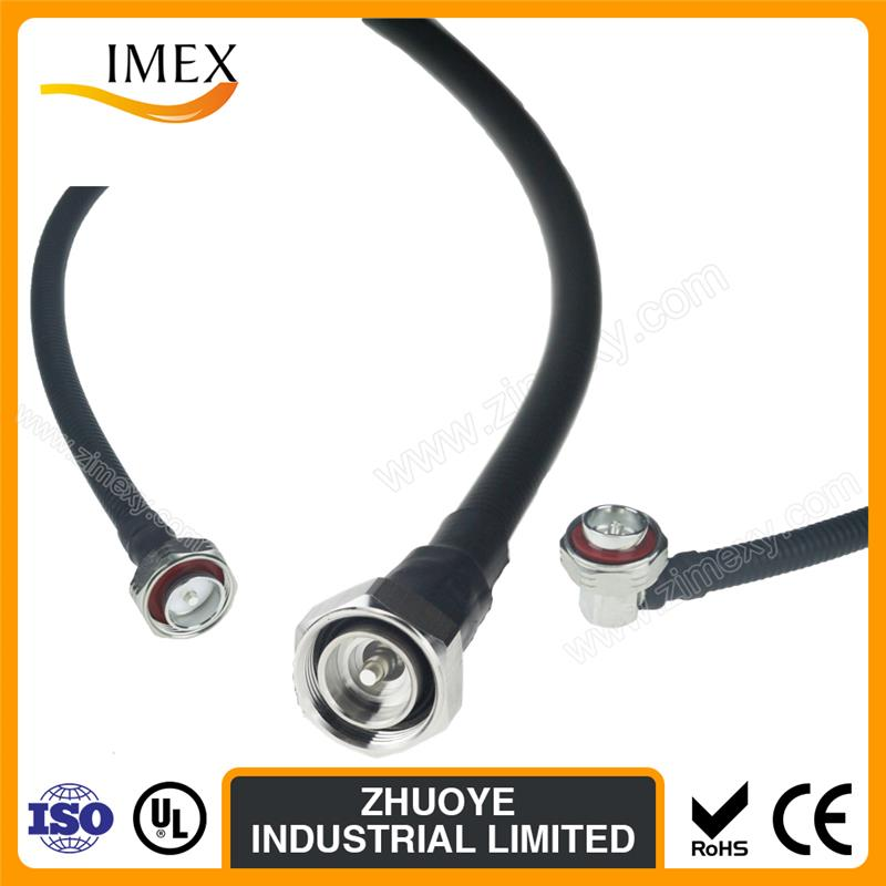 "China factory professional 1/2"" jumper cable cable manufacturer"