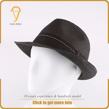 Yaoding China best price headwear no label pictures of mens hats