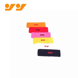 Custom Designed Fitness Headbands Sweatbands For Sports