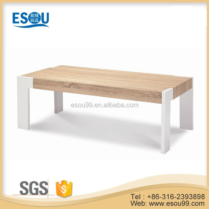 2016 New Style Tables Sofa Side Wooden Coffee Table