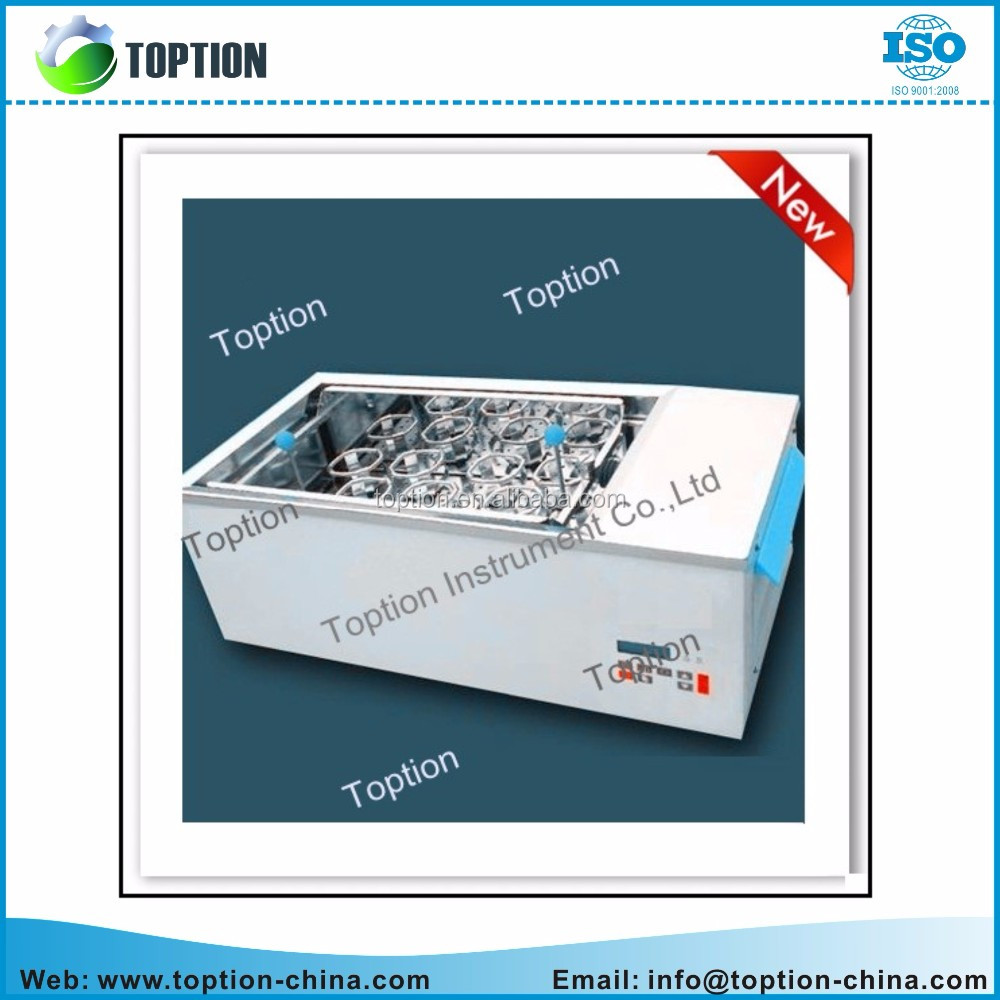 Lab water bath shaker TOPT -110X30 with best price