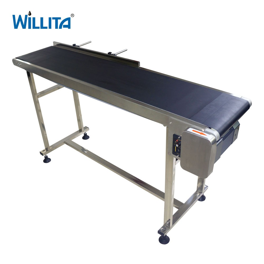 Small Size Rubber Belt Conveyor Systems