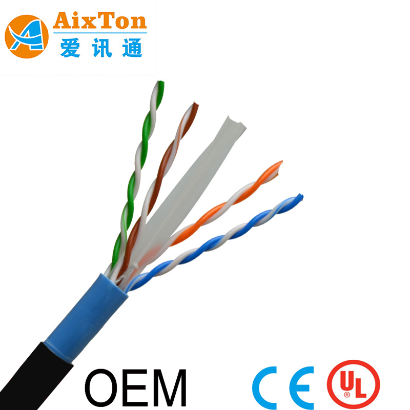 2017 hot sale new design utp ftp sftp multi core lan cable price for network
