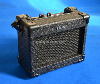 OEM Daphon 5W mini amplifier for guitar with Distortion effect