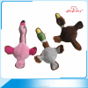 2016 arrival tough duck bird squeaky pet toy set