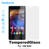 High quality Competitive Price 0.3mm tempered glass screen protector for Walton HM MINI Manufacturer in China