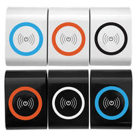 free sample wireless mobile phone battery charger qi wireless charger for samsung s4 s5 s6 for