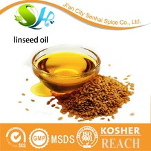 Natural cold pressed bulk flax seed oil