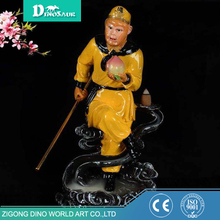 Silicon Rubber Monkey King Statue For Sale