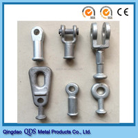 Hot forged electric power fitting